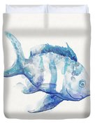 Soft Fish Duvet Cover