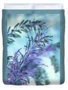 Soft Grasses Duvet Cover