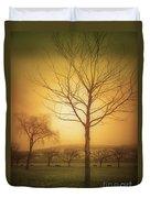Soft Light In Summerland Duvet Cover