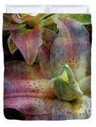 Soft Lilies 3637 Idp_2 Duvet Cover