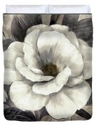 Soft Petals I Duvet Cover