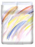 Soft Strokes Duvet Cover