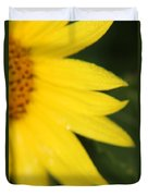 Soft Sun Duvet Cover