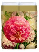 Softly Flowing Duvet Cover
