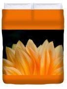 Softness Of The Petals Duvet Cover