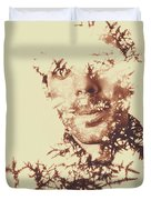 Solace Of Spirit Within Duvet Cover
