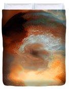 Solar Eruption Duvet Cover