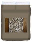 Solemnity - Tile Duvet Cover