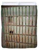 Solitary Confinement Duvet Cover