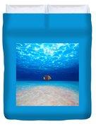 Solo Under The Sea Duvet Cover