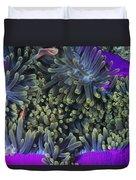 Solomon Islands Amphiprion Perideraion Duvet Cover
