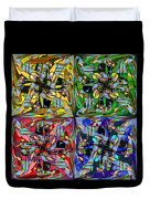 Some Harmonies And Tones 87 Duvet Cover
