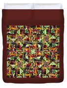 Some Harmonies And Tones 88 Duvet Cover