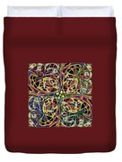 Some Harmonies And Tones 89 Duvet Cover