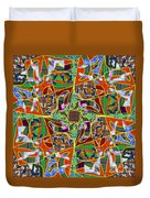 Some Harmonies And Tones 90 Duvet Cover