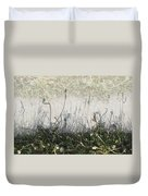 Some Peoples Weeds Duvet Cover