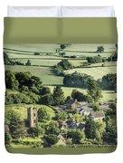 Somerset Church Duvet Cover