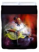 Son House Duvet Cover