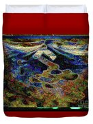 Song Of Love And Compassion Duvet Cover