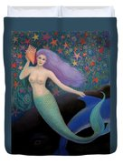 Song Of The Sea Mermaid Duvet Cover