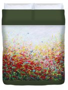 Songs Of Spring 3 Duvet Cover