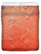 Sonoma Red Duvet Cover