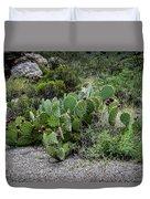 Sonoran Cactus Duvet Cover