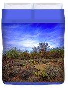 Sonoran Desert H1819 Duvet Cover