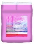 Sonoran Desert Sunset Duvet Cover