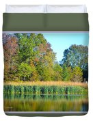 Soothing Reflections Duvet Cover
