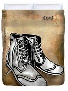 Soul Duvet Cover