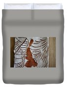 Souls Window - Tile Duvet Cover