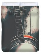 Sound Of The West Duvet Cover