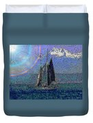 Sound Sailin 5 Duvet Cover