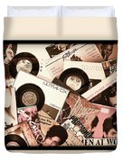 Sounds Of Then - Remembering The 80s I Duvet Cover