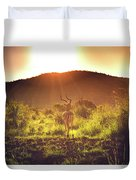 South Africa At Its Finest  Duvet Cover