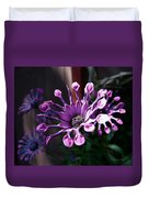 South African Daisy Duvet Cover