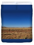 South African Panorama Duvet Cover