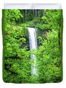 South Falls Duvet Cover