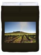 South Napa Valley Morning Duvet Cover