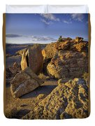 South Of Pryors 32 Duvet Cover