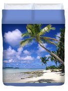 South Pacific Duvet Cover