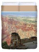 South Rim Grand Canyon  Duvet Cover