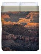South Rim Sunrise - Grand Canyon National Park - Arizona Duvet Cover