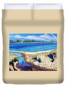 Southampton Dunes Duvet Cover