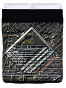 Southbank London Abstract Duvet Cover
