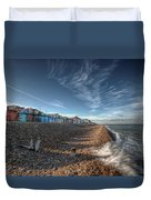 Southend On Sea Duvet Cover