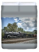 Southern 4501 At Railfest 2015 - 3 Duvet Cover