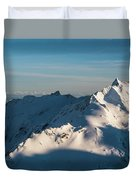 Southern Alps Duvet Cover