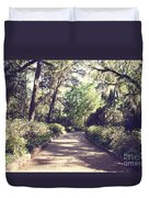 Southern Beauty 2 - Tallahassee, Florida Duvet Cover